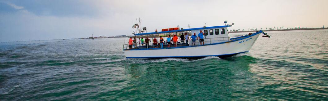 Osprey Fishing Charters South Padre Island