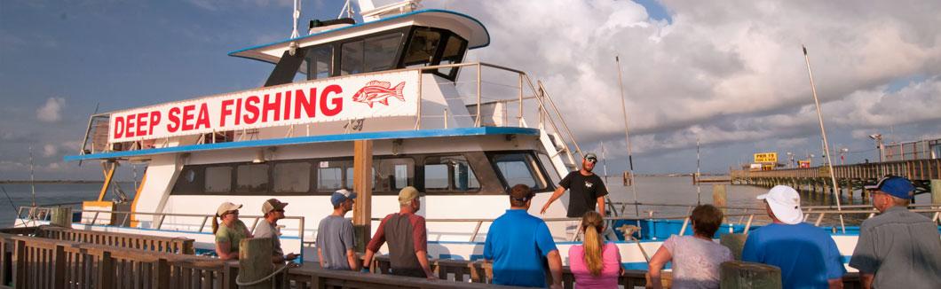 Bay Fishing South Padre Island